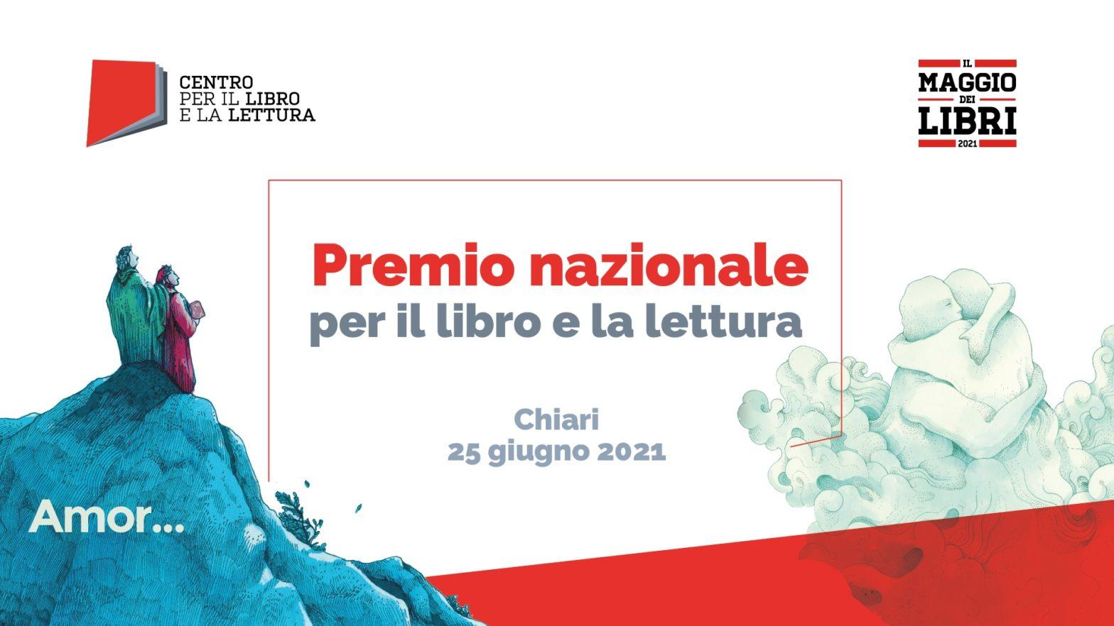 Premio nazionale per il libro e la lettura: a Chiari la cerimonia di premiazione