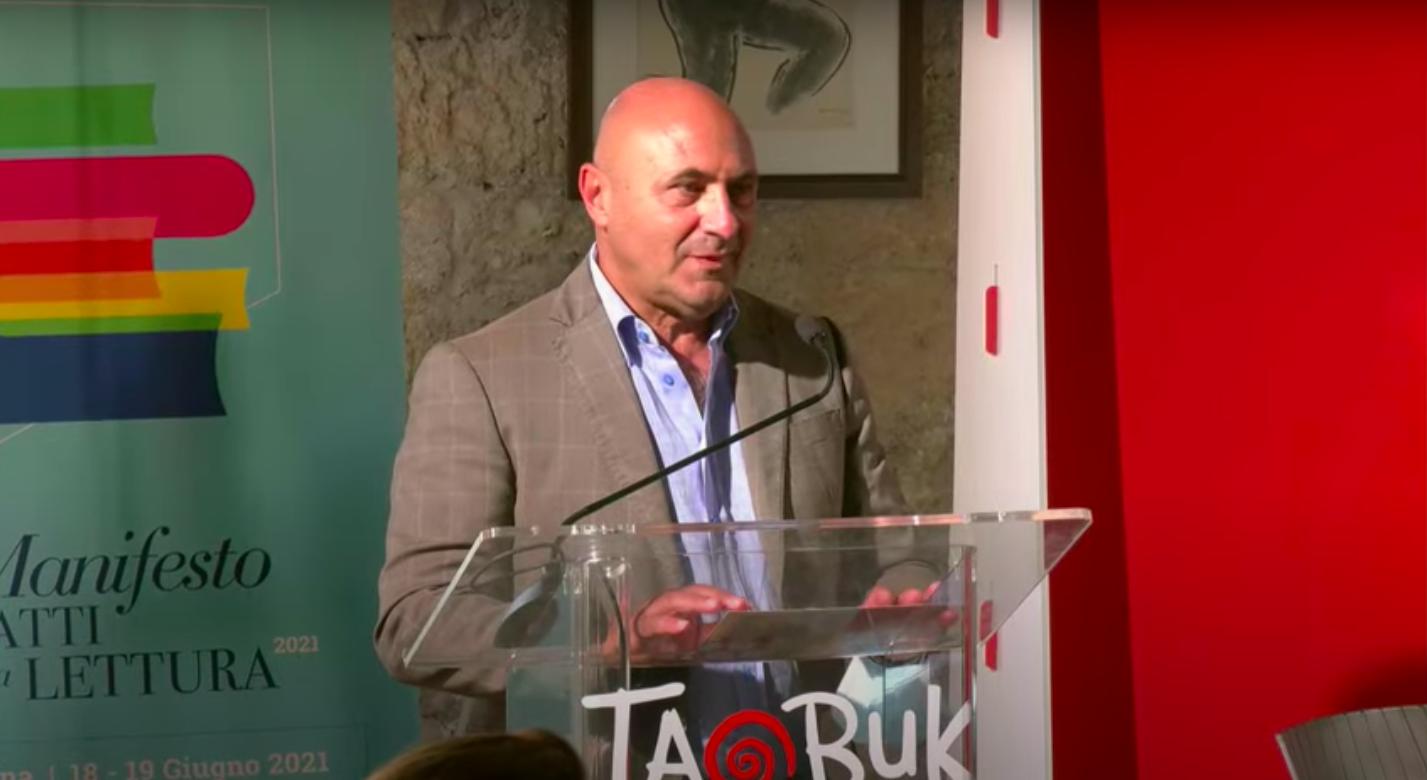 """[VIDEO] Taormina, gli incontri per il """"Manifesto dei patti della lettura"""""""