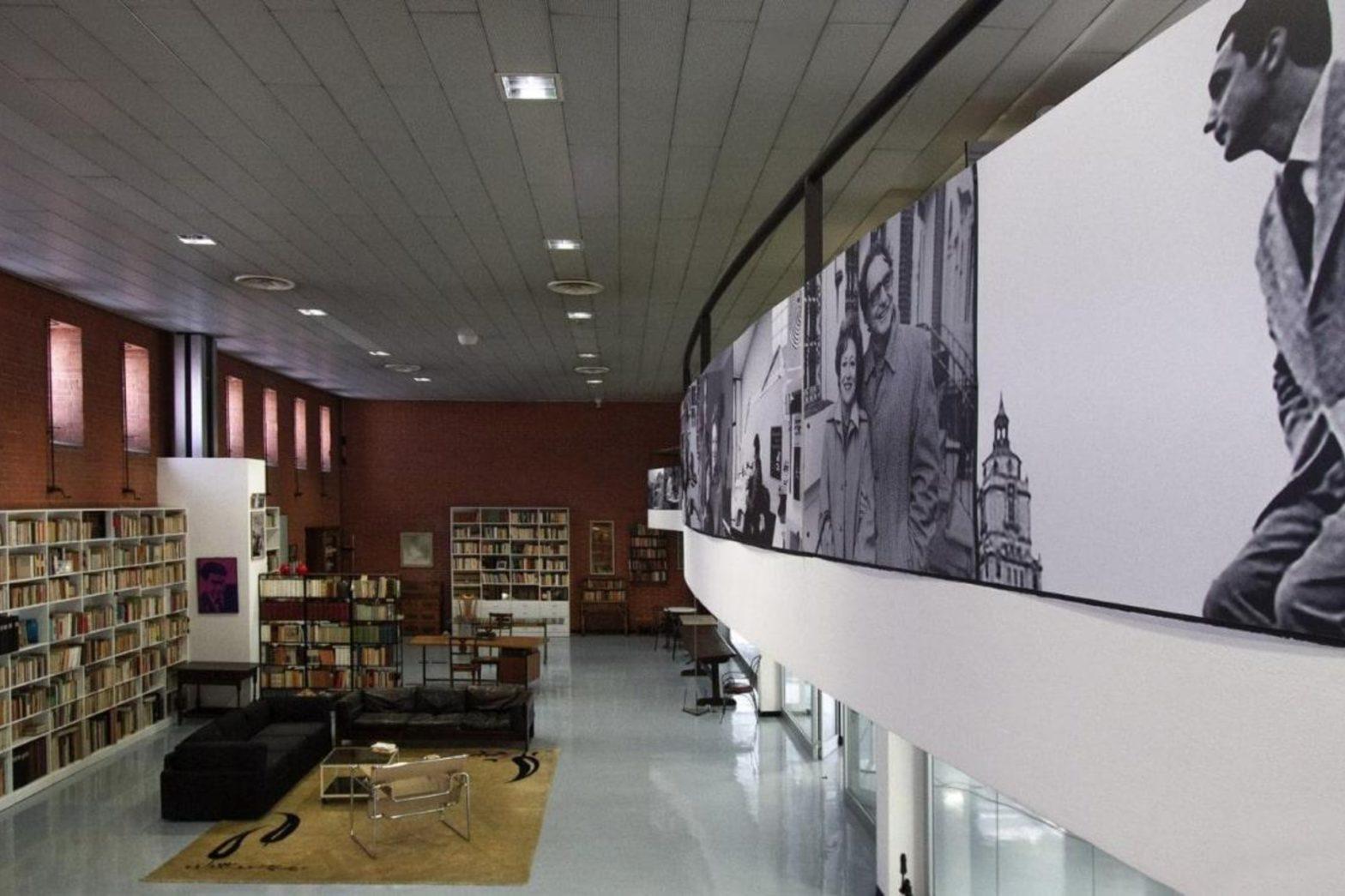 Biblioteca nazionale centrale di Roma: il 28 luglio l'inaugurazione della sala dedicata a Italo Calvino