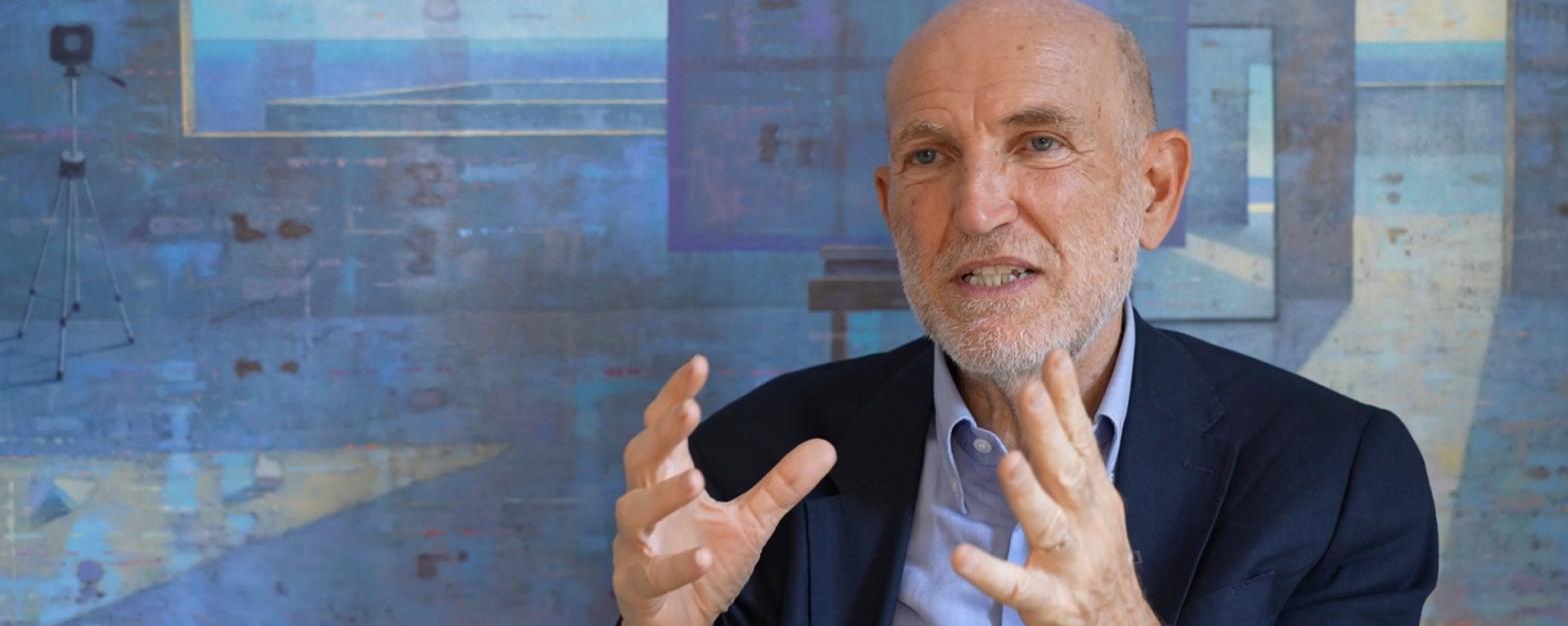 VIDEO – Intervista a Marino Sinibaldi: «Per il libro e la lettura un presente inedito e un futuro ricco di sfide»