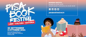Pisa Book Festival: il 6 settembre la presentazione della XIX edizione