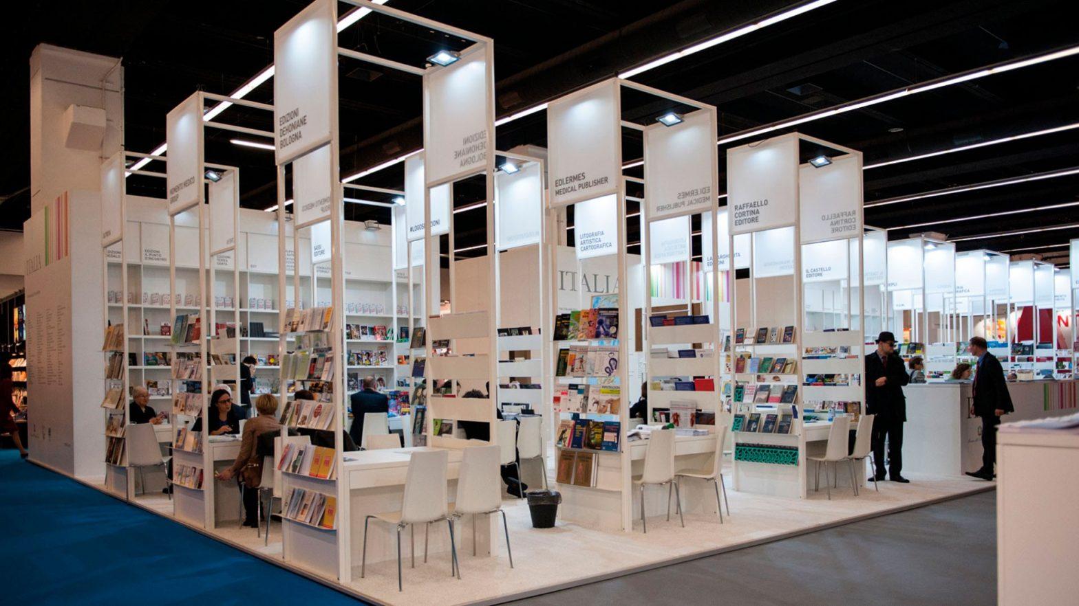Buchmesse di Francoforte: il 20 ottobre l'editoria italiana torna allo Spazio Italia con 66 espositori